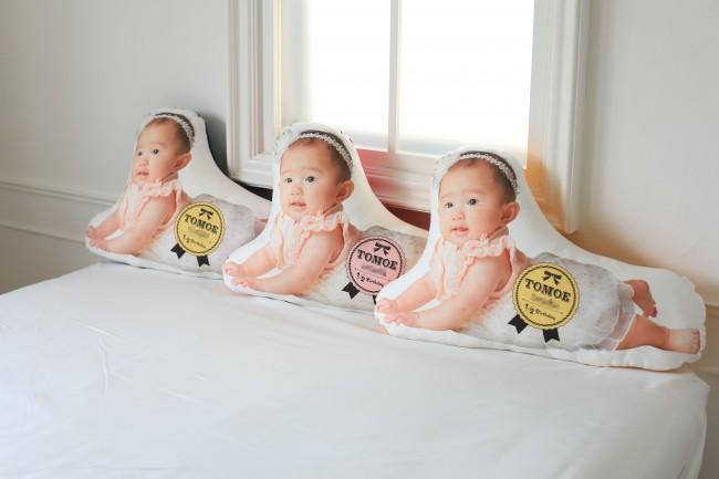 赤ちゃんクッション